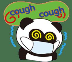 Panda's Padawo kun(English version) sticker #642648