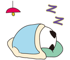 Panda's Padawo kun(English version) sticker #642649