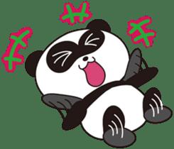 Panda's Padawo kun(English version) sticker #642654