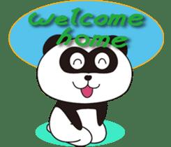 Panda's Padawo kun(English version) sticker #642657