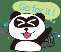 Panda's Padawo kun(English version) sticker #642659