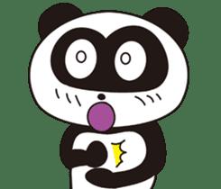 Panda's Padawo kun(English version) sticker #642661