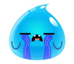 Cute and adorable jelly stickers sticker #642826