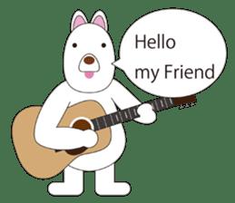 Musicians sticker #642946