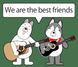 Musicians sticker #642964