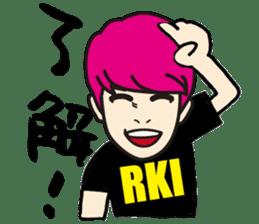 Every day of K-Boy vol.1 sticker #643853