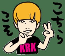 Every day of K-Boy vol.1 sticker #643856
