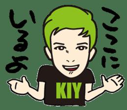 Every day of K-Boy vol.1 sticker #643865