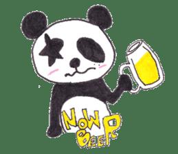 PANDA No92 sticker #643989