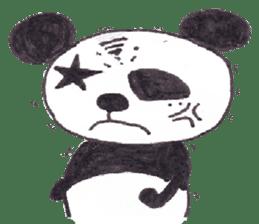 PANDA No92 sticker #643993