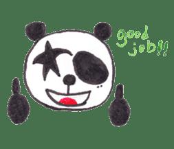 PANDA No92 sticker #643994