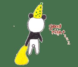 PANDA No92 sticker #643995