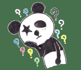 PANDA No92 sticker #643996
