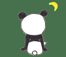 PANDA No92 sticker #644009