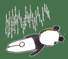 PANDA No92 sticker #644010