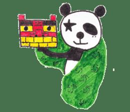 PANDA No92 sticker #644017