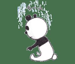 PANDA No92 sticker #644023
