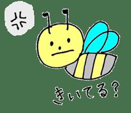 a worker bee sticker #644978