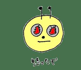 a worker bee sticker #644983
