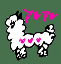 It is stamp mix Waku Waku sticker #645532