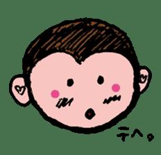 It is stamp mix Waku Waku sticker #645545