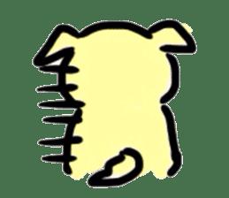 pochichi sticker #646773