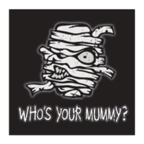 i-Create Halloween sticker #646830
