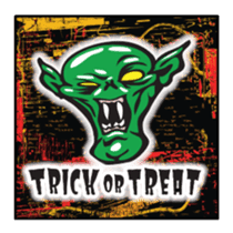 i-Create Halloween sticker #646836