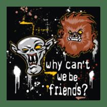 i-Create Halloween sticker #646841