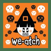 i-Create Halloween sticker #646852