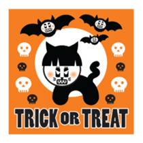 i-Create Halloween sticker #646853
