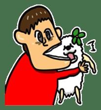 Marusan & Maruyon sticker #647215