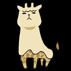 Alpacaraffe