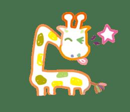 cute colorful sticker #648266