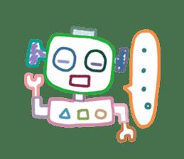 cute colorful sticker #648270
