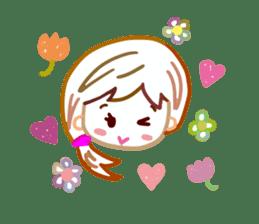 cute colorful sticker #648280