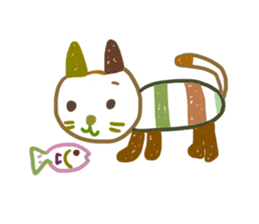 cute colorful sticker #648282