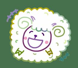 cute colorful sticker #648291