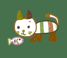 cute colorful sticker #648295