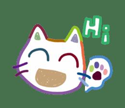 cute colorful sticker #648299