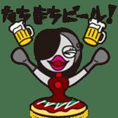 Hiroshima Robo sticker #648456