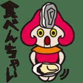 Hiroshima Robo sticker #648464