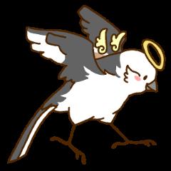 Archangel Shimaenaga sticker