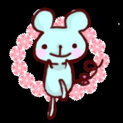 YURU-YURU mouse.