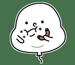 futa balloon sticker #651803