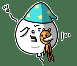 futa balloon sticker #651821