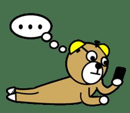 kumacchi sticker #653365