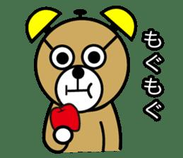 kumacchi sticker #653366
