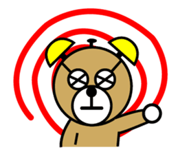 kumacchi sticker #653367