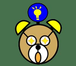 kumacchi sticker #653371